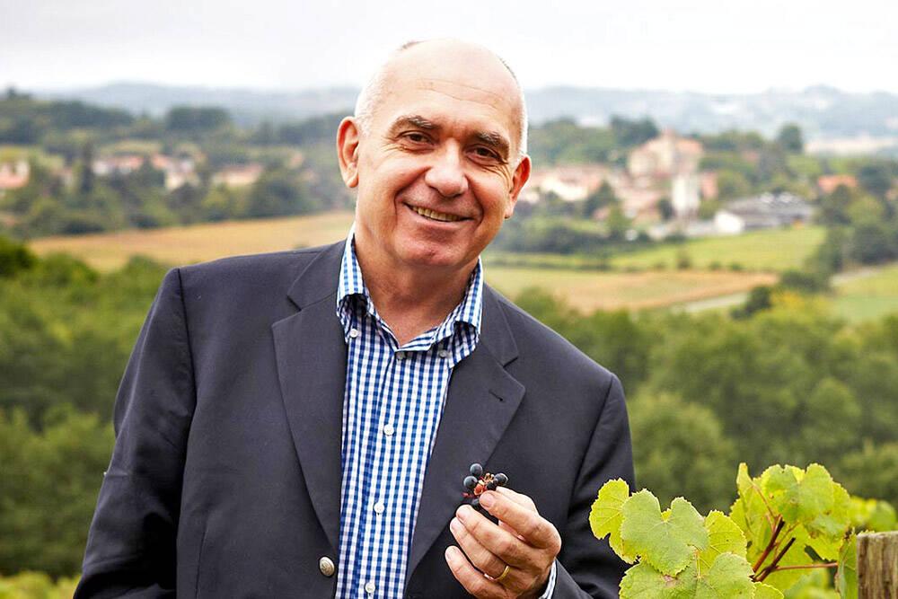 Alain Brumont : «Mon coffre-fort à vins résistera à la fin du monde»