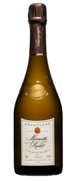 Champagne Marinette raclot - Champagne Millésime