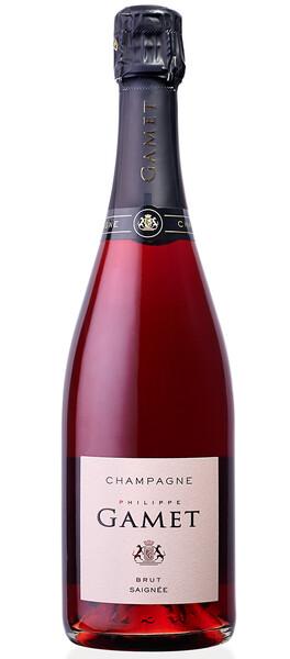 Champagne Philippe Gamet - Rosé de Saignée