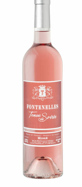 Domaine de Fontenelles - Tenue de Soirée Rosé