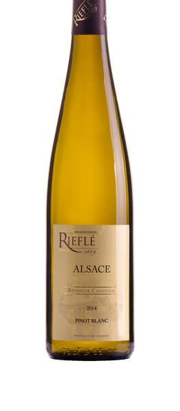 Domaine Riefle-Landmann - Domaine Rieflé - Alsace Pinot Blanc BIO