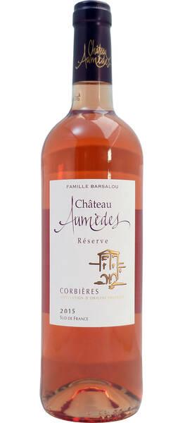 Les Domaines Barsalou - Château Aumèdes rosé