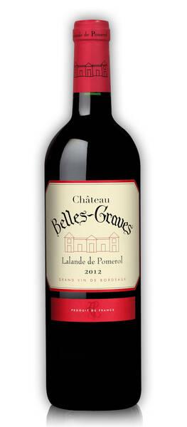 Château Belles-Graves - Château Belles-Graves 2012
