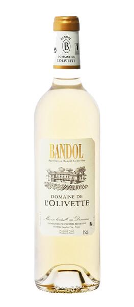Domaine de l'Olivette - Cuvée spéciale blanc