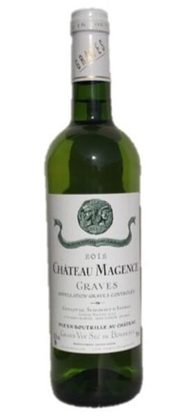 Château Magence - Château Magence Blanc