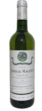 Château Magence - Château Magence Blanc Barrique