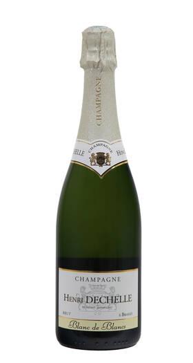 Champagne Henri Dechelle - Blanc de Blancs