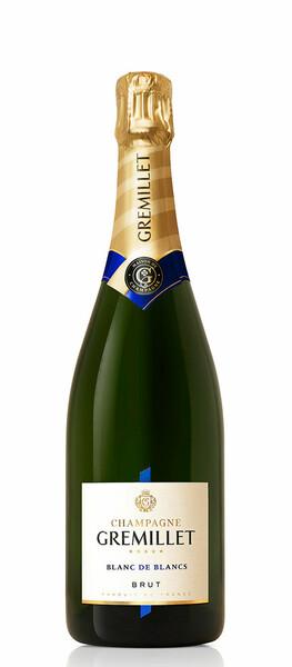 Champagne Gremillet - Blanc de Blancs Brut