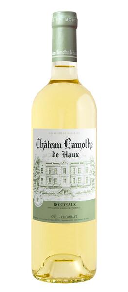 Château Lamothe de Haux - Bordeaux Blanc Sec