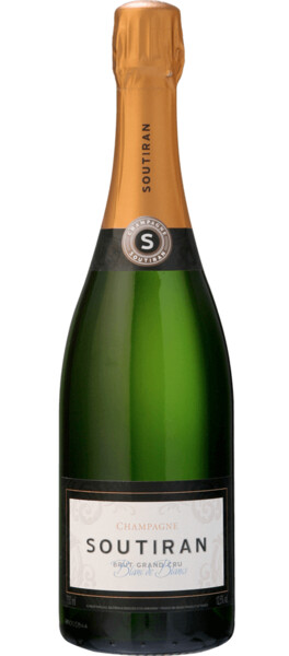 Champagne Soutiran - Brut Blanc de Blancs Grand Cru
