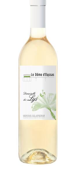 Le Dôme d'Elyssas - Demoiselle des Lys