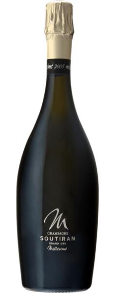 Champagne Soutiran - Cuvée Millésimé Grand Cru