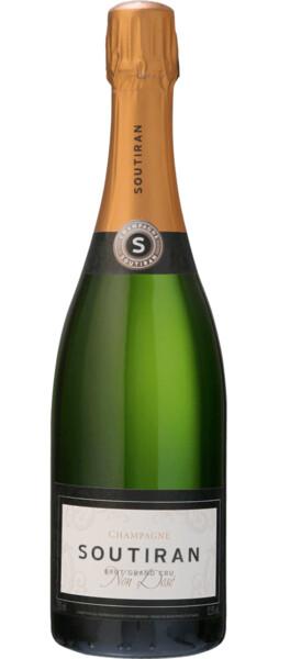 Champagne Soutiran - Brut Grand Cru « Non Dosé »