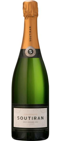 Champagne Soutiran - Brut Grand Cru