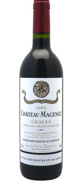 Chateau Magence - Château Magence Rouge Barrique