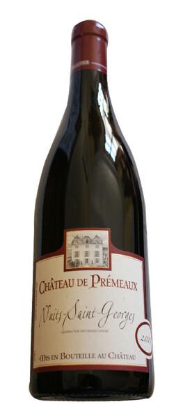 Château de Premeaux - Nuits Saint-Georges rouge