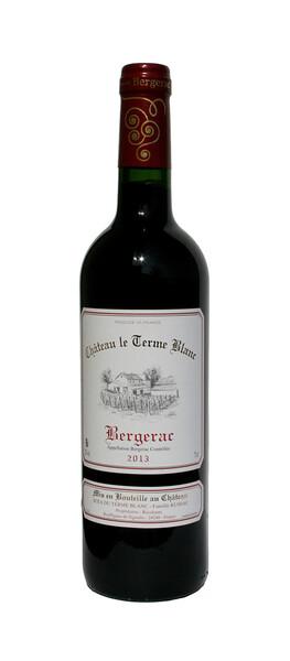 Château Le Terme Blanc - Bergerac rouge