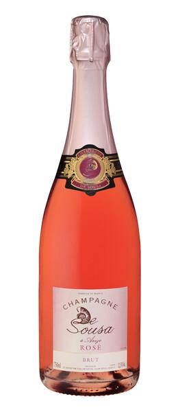 Champagne De Sousa - Brut Rosé