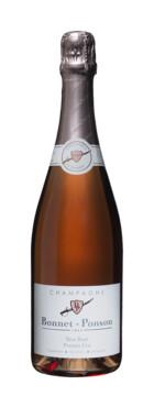 Champagne Bonnet Ponson - Brut Rosé