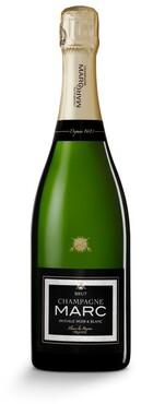Champagne Marc - Initiale Noir & Blanc