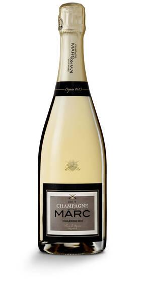 Champagne Marc - Millésime 2011 Blanc de Blanc