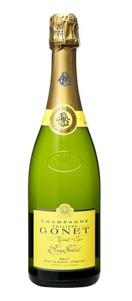 Champagne Philippe Gonet - Roy Soleil Blanc de Blancs Grand Cru