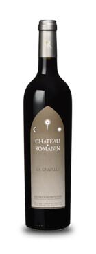 Château Romanin - Château Romanin La Chapelle Rouge 2013