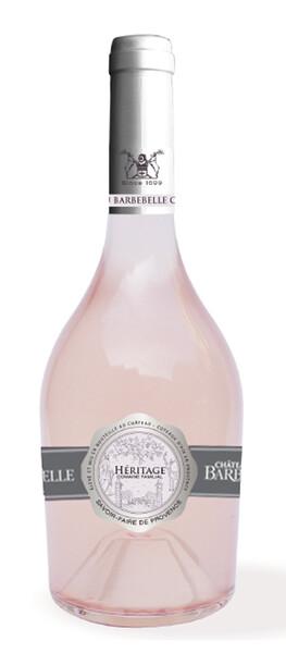 Château Barbebelle - Cuvée Héritage Rosé