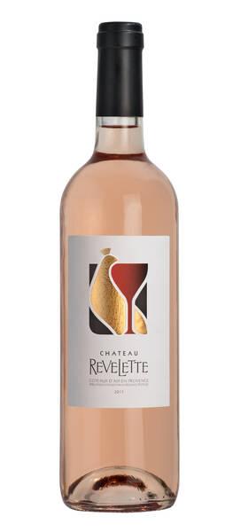 Chateau Revelette - Chateau Revelette Rosé 2015
