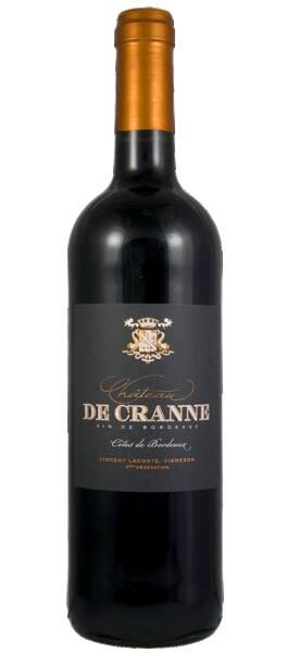 Château de Cranne - 6éme Génération Côtes de Bordeaux