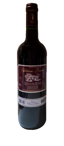 CHATEAU FAURIE - Côtes de Duras Fût de Chêne