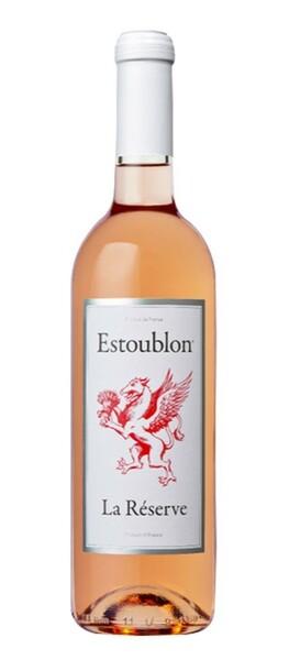 Château d'Estoublon - Estoublon - Rosé La Reserve