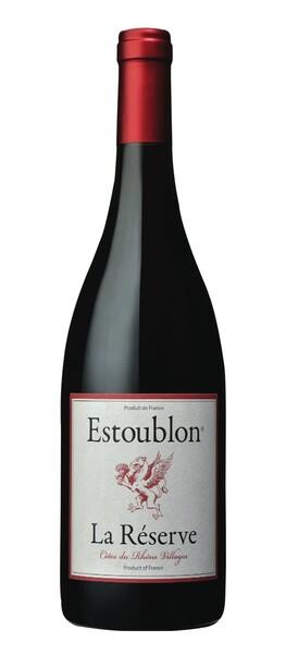 Château d'Estoublon - Estoublon -  Rouge La Réserve
