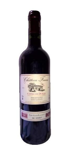CHATEAU FAURIE - Côtes de Duras Rouge