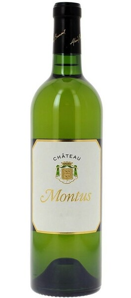 Châteaux Montus et Bouscassé - Château Montus blanc