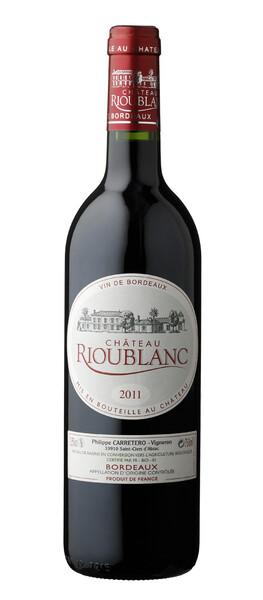 Château Rioublanc - Château Rioublanc Rouge