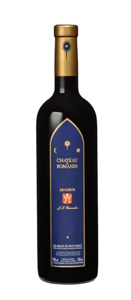 Château Romanin - Château Romanin Le Cœur Rouge 2012