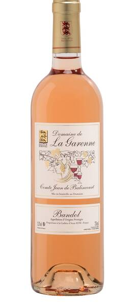 Domaine de la Garenne - Rosé Tradition