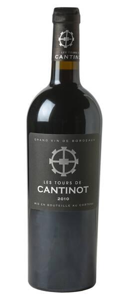 Château Cantinot - Les Tours de Cantinot