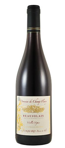 Domaine de Champ-Fleury - Cuvée Vieilles Vignes