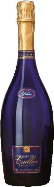 Champagne Cuillier - Cuvée Bleue