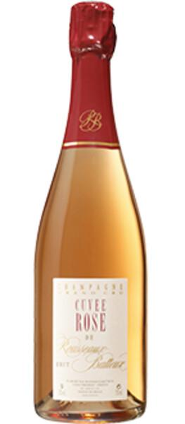 Champagne Rousseaux Batteux - Cuvée Rose grand cru