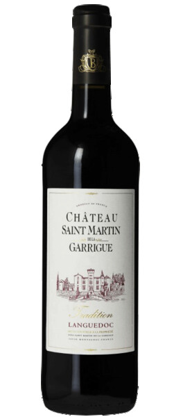 Chateau Saint Martin de la Garrigue - Tradition rouge