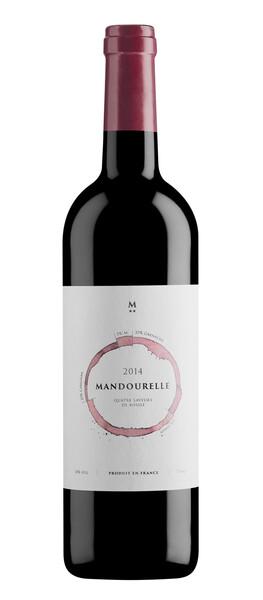 Domaine Mandourelle - Rouge 2 étoiles