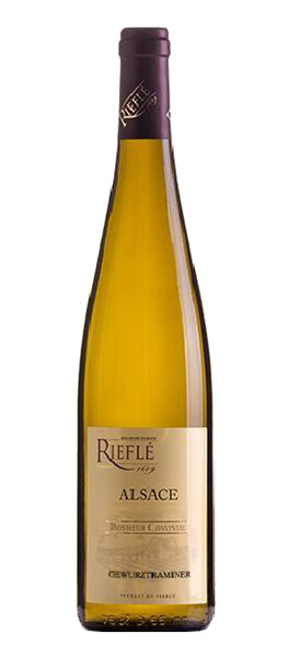 Domaine Riefle-Landmann - Domaine Rieflé - Alsace Gewurztraminer BIO