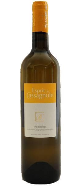 Domaine de Cassagnole - Esprit de Cassagnole Blanc
