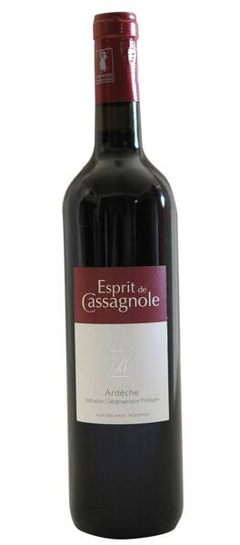 Domaine de Cassagnole - Esprit de Cassagnole Rouge