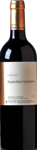 Château Fleur Haut Gaussens - Rouge 2010