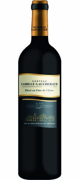 Château Camille Gaucheraud - Fût de Chêne