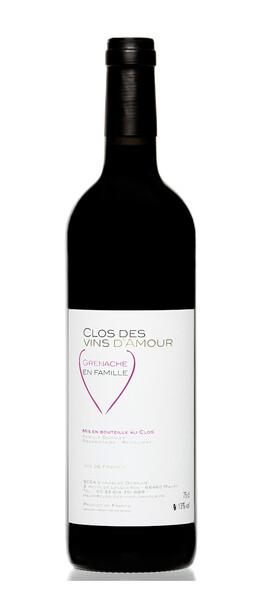 Clos Des Vins d'Amour - Grenache en Famille